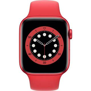Inteligentné hodinky Apple Watch Series 6 GPS 44mm púzdro z hliníka