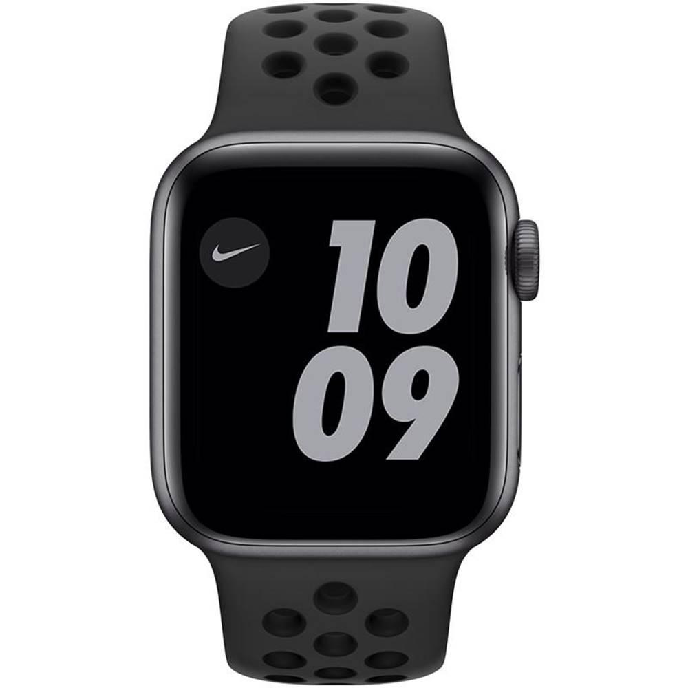 Apple Inteligentné hodinky Apple Watch Nike Series 6 GPS 44mm pouzdro z