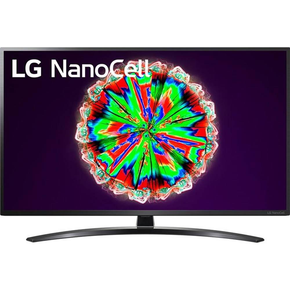 LG Televízor LG 55Nano79 čierna