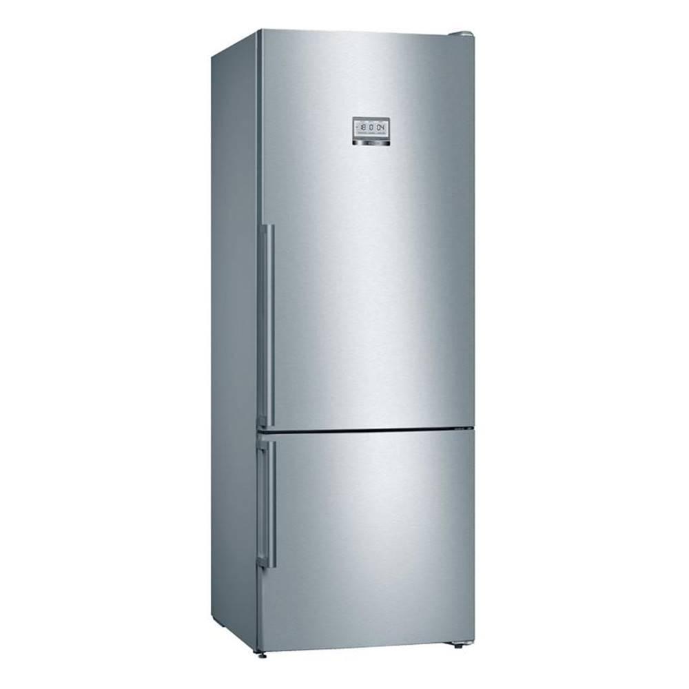 Bosch Kombinácia chladničky s mrazničkou Bosch Serie | 8 Kgf56pidp nerez