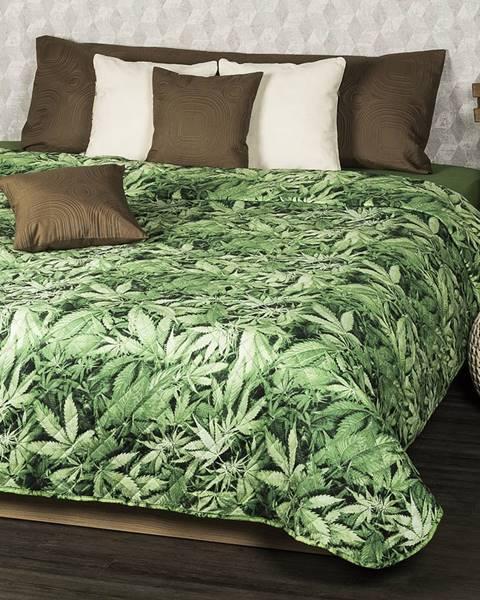 Zelená prikrývka 4Home