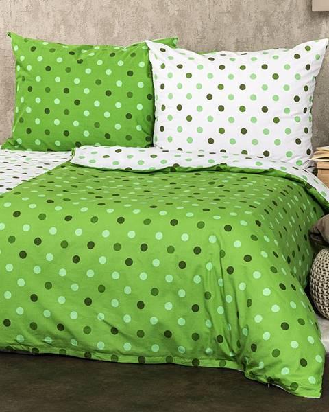Zelená obliečka 4Home