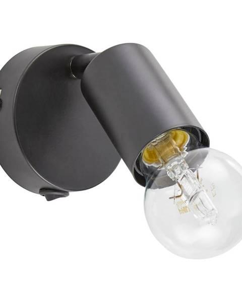 Čierna lampa Möbelix