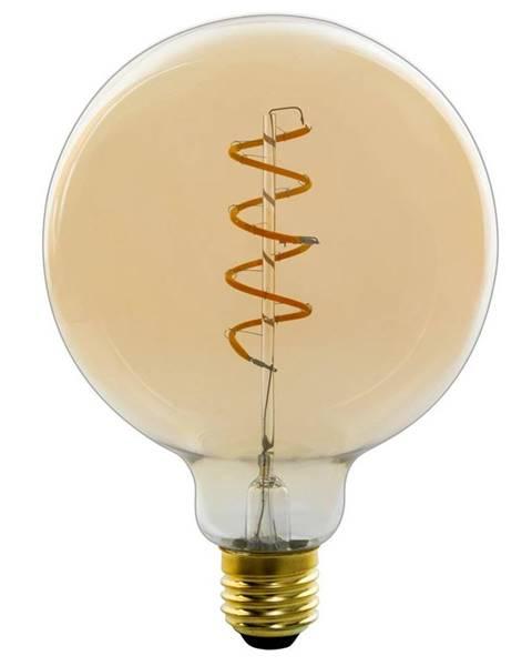 Zlatá lampa Möbelix