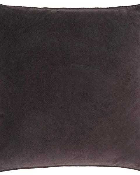Čierny vankúš Möbelix