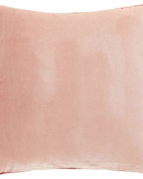 Ružový vankúš Möbelix