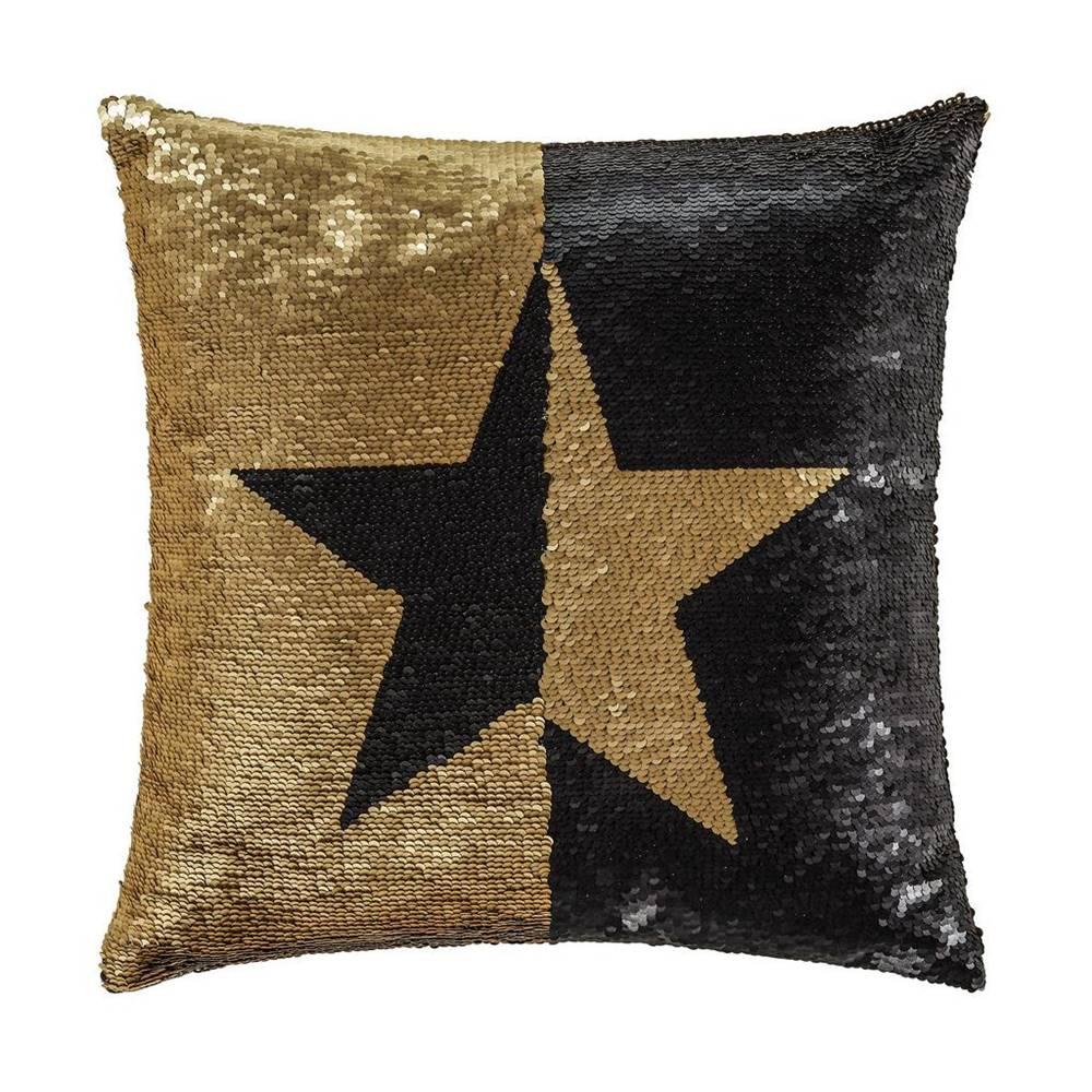 Möbelix Dekoračný Vankúš Pailette Star