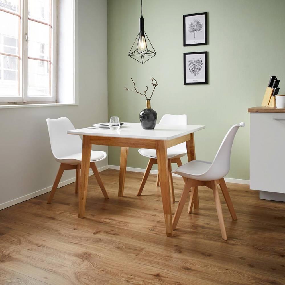 Möbelix Jedálenský Stôl Harry 90x90 Cm