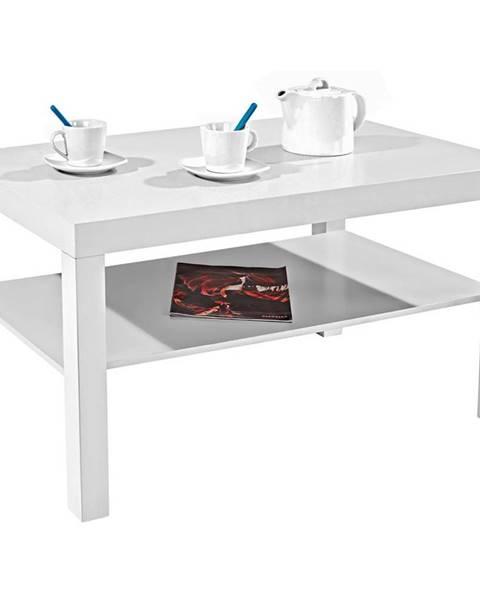 Biely stôl Möbelix