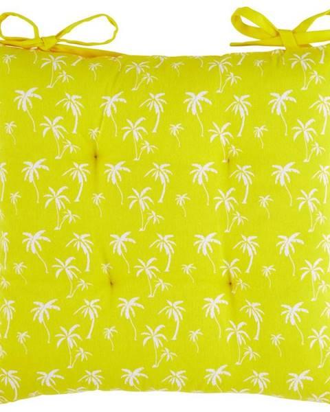 Žltý vankúš Möbelix