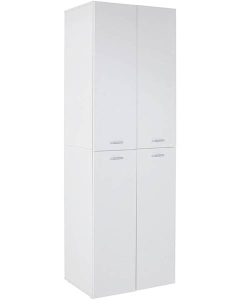 Biely botník Möbelix