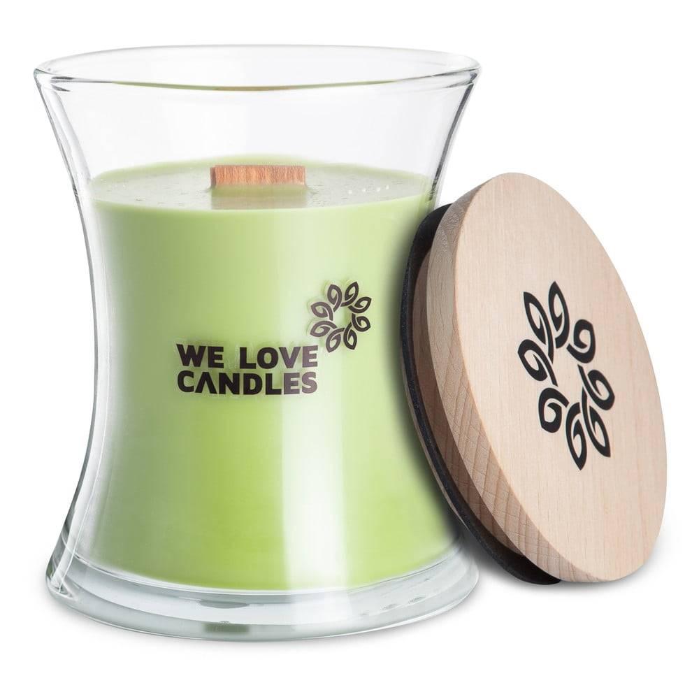 We Love Candles Sviečka zo sójového vosku We Love Candles Green Tea, doba horenia 129 hodín