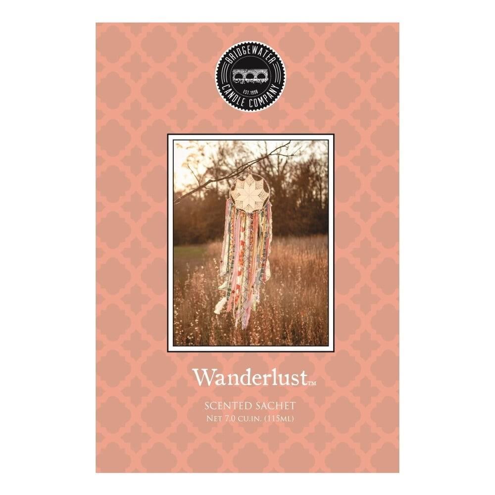 Creative Tops Vonné vrecko s vôňou pomarančových kvetov, vanilky, santalového dreva a marhúľ Creative Tops Wanderlust