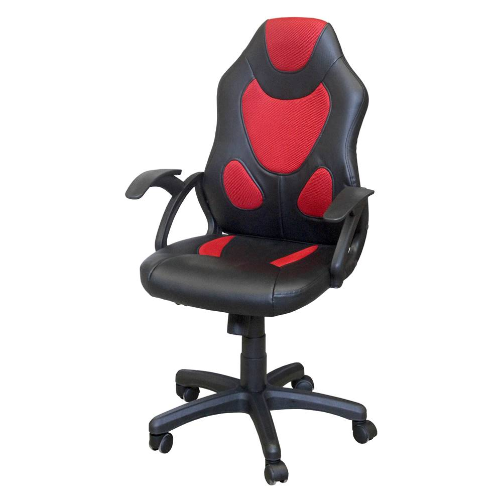 IDEA Nábytok Kancelárske kreslo RACER RED K131