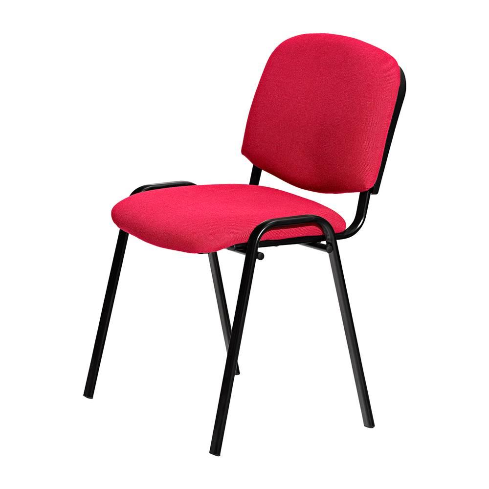 IDEA Nábytok Stolička VISI červená K29