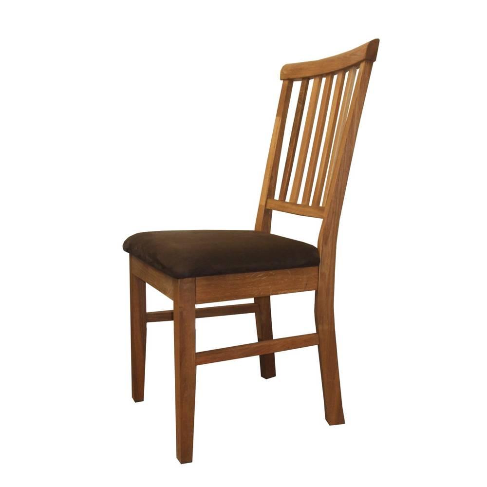 IDEA Nábytok Polstrovaná stolička 4843 dub