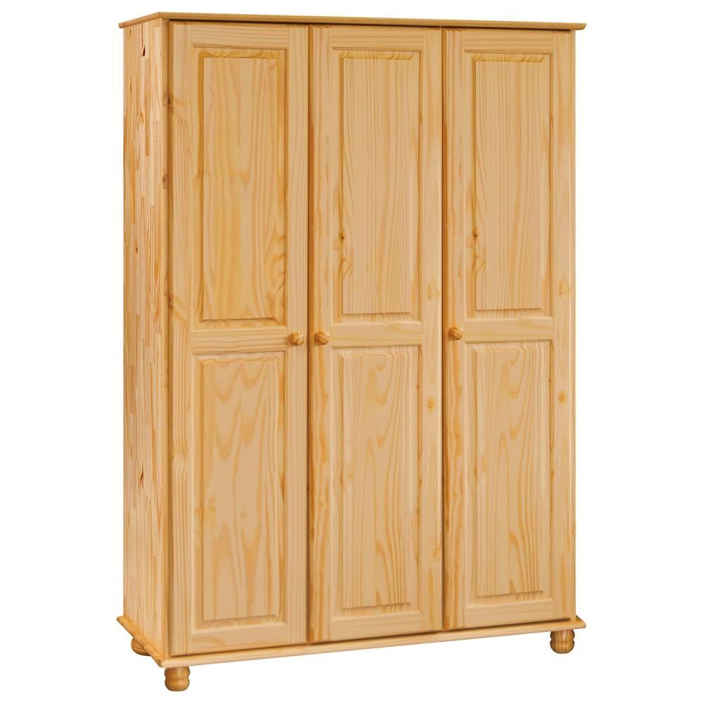 IDEA Nábytok Skriňa 3-dverová 8863 lakovaná