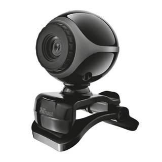 Webkamera Trust Exis čierna