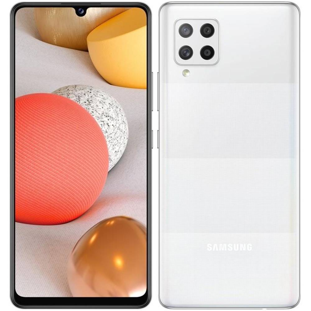 Samsung Mobilný telefón Samsung Galaxy A42 5G biely