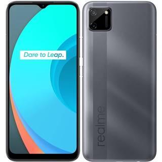 Mobilný telefón Realme C11 sivý
