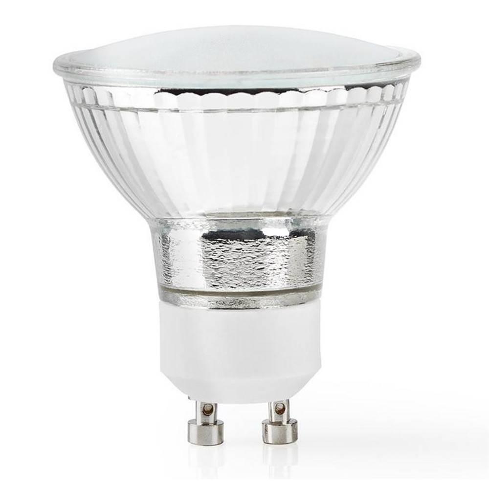 Nedis Inteligentná žiarovka Nedis bodová, Wi-Fi, 4.5W, 330lm, GU10, teplá
