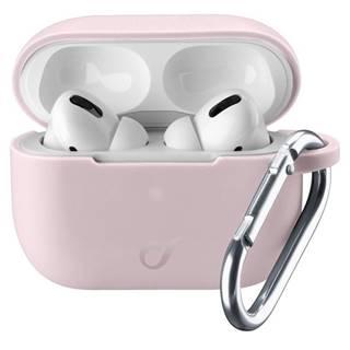 Púzdro CellularLine Bounce pro Apple AirPods Pro ružové