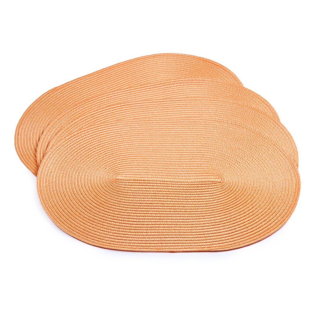 Philips Jahu Prestieranie Deco ovál oranžová, 30 x 45 cm, sada 4 ks
