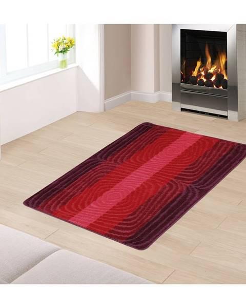 Červený koberec Bellatex