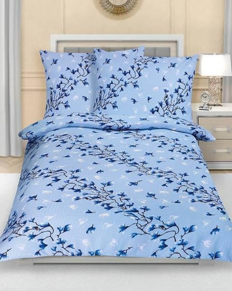 Modrá obliečka Bellatex