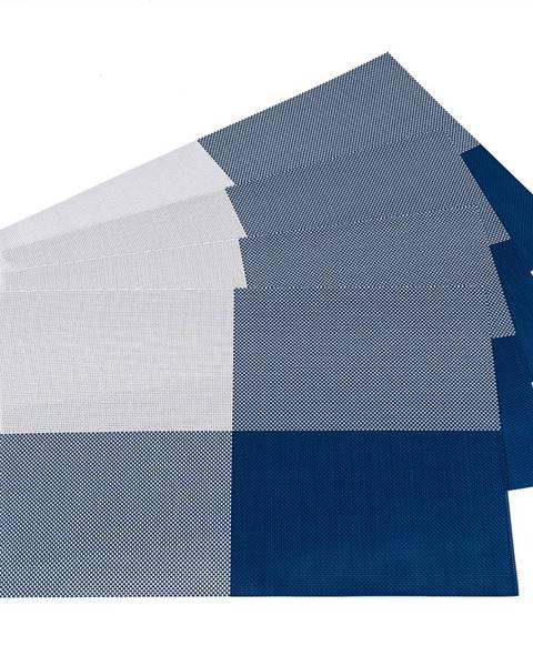 Modré prestieradlo Bellatex