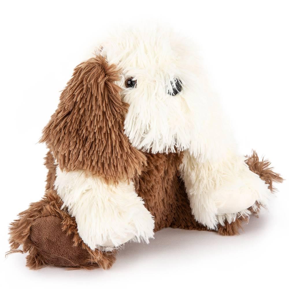Spontex Bo-Ma Trading Plyšový pes Jonatán hnedá, 27 cm