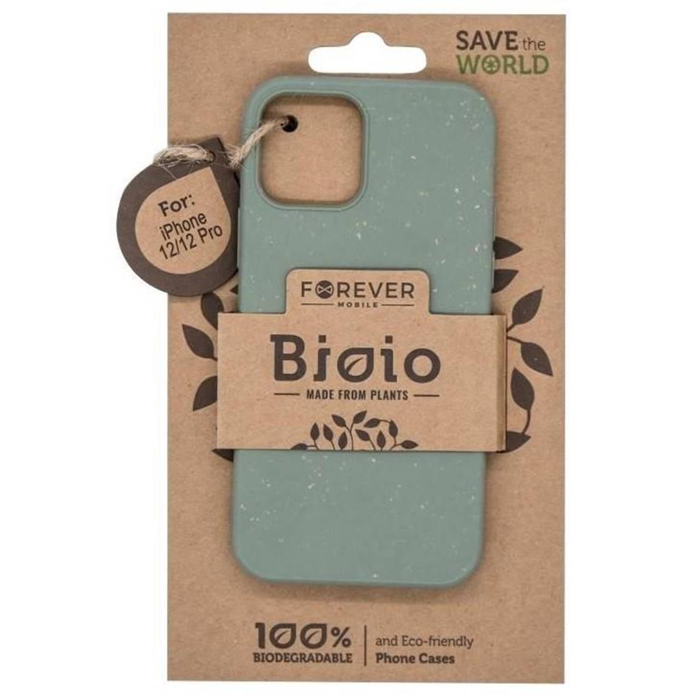 Forever Kryt na mobil Forever Bioio na Apple iPhone 12/12 Pro zelený