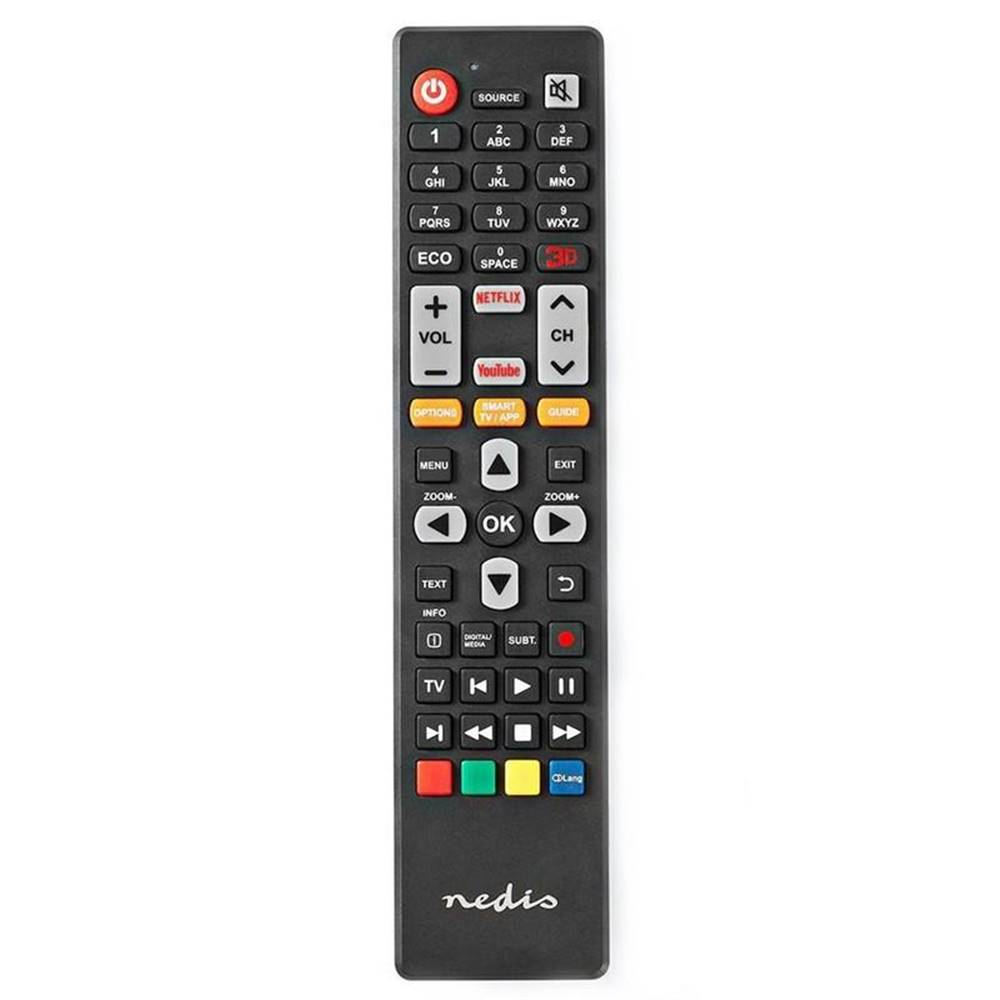 Nedis Diaľkový ovládač Nedis kompatibilní se všemi televizory TCL/Thomson