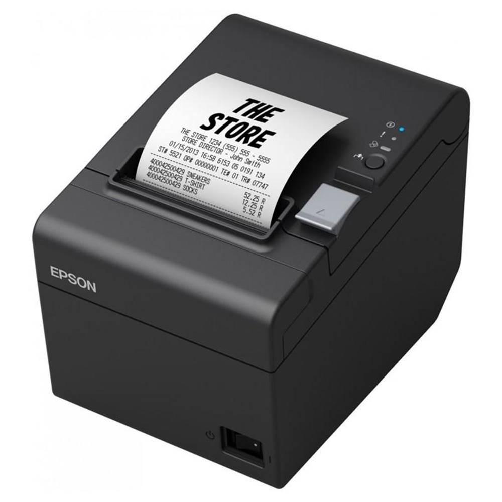 Epson Tlačiareň pokladničná Epson TM-T20iii čierna