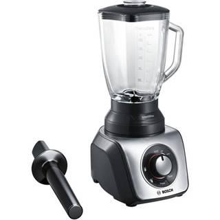 Stolný mixér Bosch SilentMixx Pro Mmb65g5m čierny/strieborn