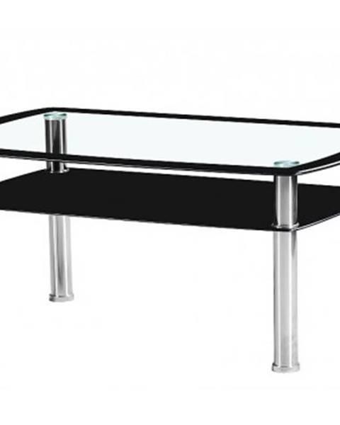 Čierny stôl ASKO - NÁBYTOK