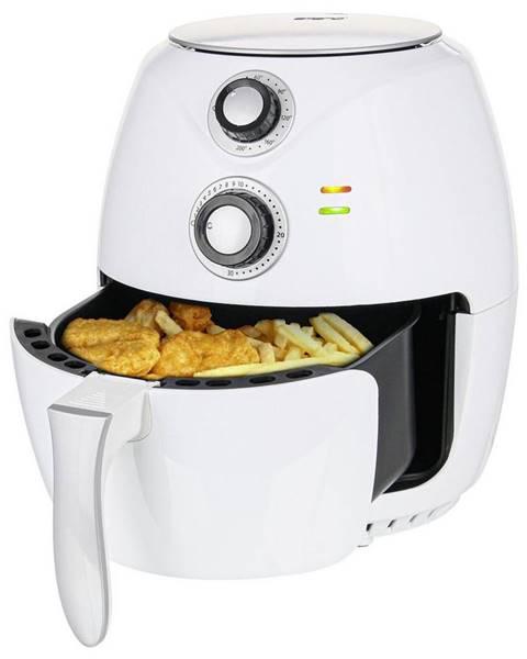 Biela fritéza Möbelix