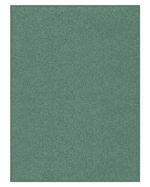 Zelený koberec Möbelix