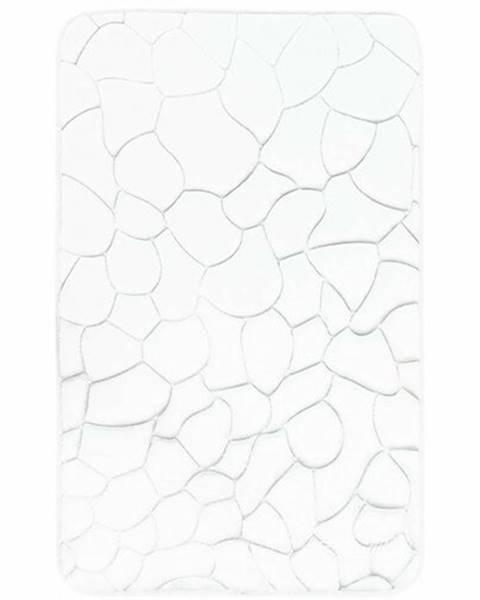 Biely koberec Domarex
