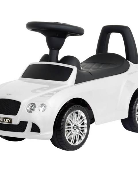 Biele detské vozidlá Buddy Toys