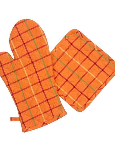 Oranžové doplnky Fieldmann