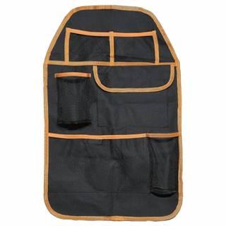 Organizér na predné sedadlo Orange, 37,5 x 58,5 cm