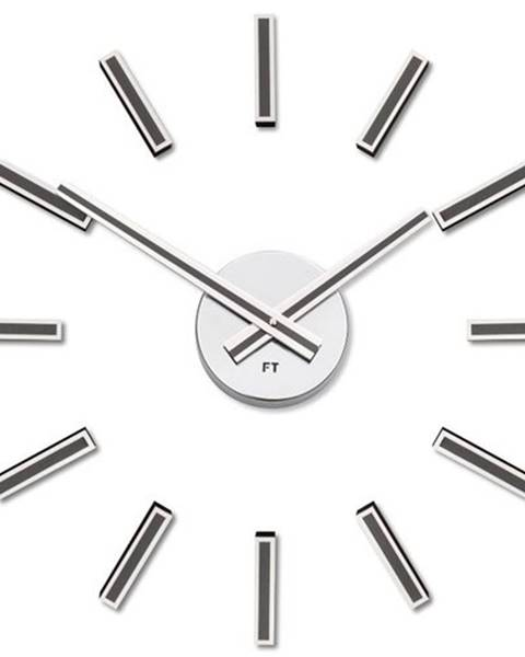 Sivé dekorácie Future Time