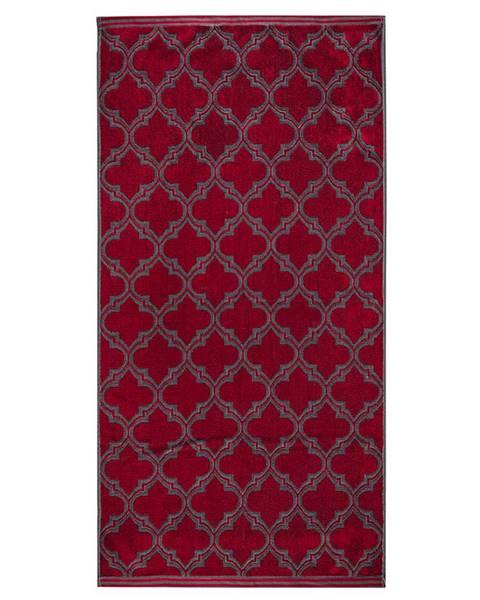 Červený uterák Tescoma