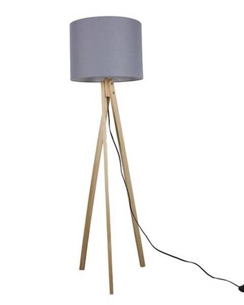 Sivá lampa Philips