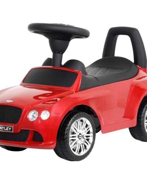 Červené detské vozidlá Buddy Toys
