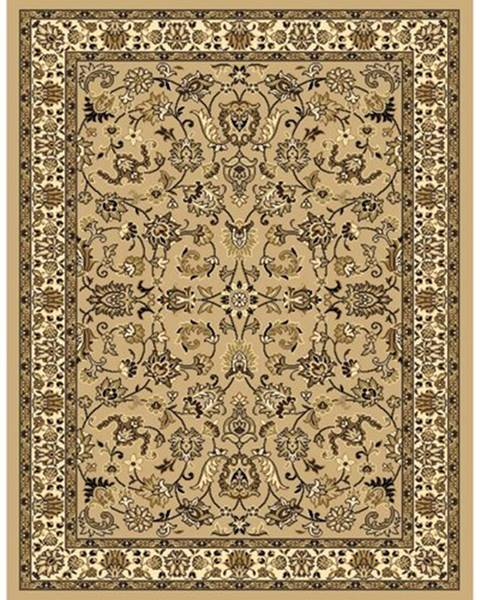 Béžový koberec KELA