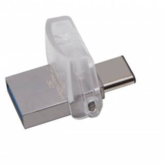 128GB Kingston DT microDuo 3C, USB 3.0/3.1 +Type-C