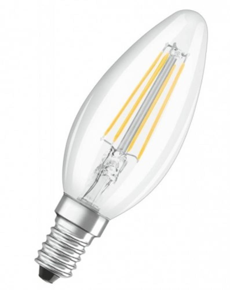 Osram LED žiarovka Osram VALUE, E14, 4W, sviečka, retro, teplá biela