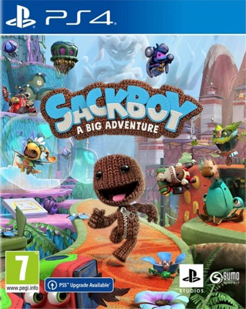 Sony Hra PlayStation 4 Sackboy A Big Adventure!